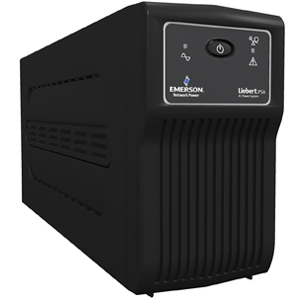 Liebert PowerSure PSA 650VA Mini-tower UPS - 650VA/390W - 3 Minute Full Load - 3 x NEMA 5-15R - Battery Backup System, 1 x NEMA 5-15R - Surge-protected