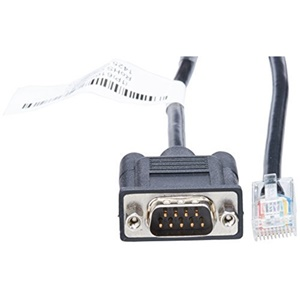 Digi RJ45 to DB9 Cable - RJ-45 Male - DB-9 Male - 4ft