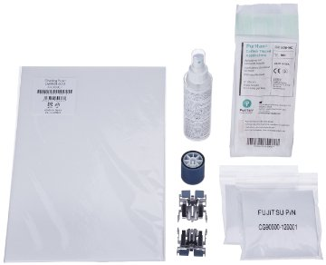 Fujitsu ScanAid Cleaning Kit - Scanner