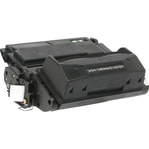 V7 Black Toner Cartridge for HP LaserJet 4300 - Laser