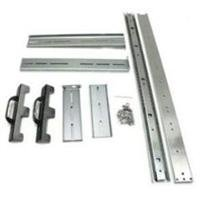 Supermicro Rack Mount Rail Kit - Black