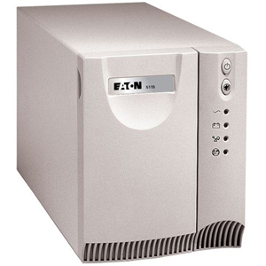 Eaton PW5115 1000VA Tower UPS, 120V - 1000VA/670W - 5 Minute Full Load - 6 x NEMA 5-15R