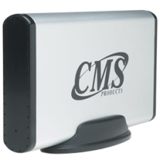 CMS Products ABSplus 500 GB External Hard Drive - 1 Pack - USB 2.0, eSATA - 7200 rpm - 16 MB Buffer