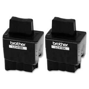 Brother Black Ink Cartridge - Inkjet - 500 Page - Black