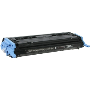 V7 Black Toner Cartridge for HP Color LaserJet 1600 - Laser - 2500 Page