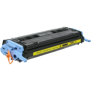 V7 Yellow Toner Cartridge for HP Color LaserJet 1600 - Laser - 2000 Page