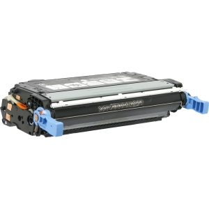 V7 Black Toner Cartridge for HP Color LaserJet 4700 - Laser - 11000 Page
