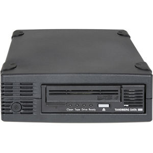 Tandberg Data LTO Ultrium 4 Tape Drive - 800GB (Native)/1.6TB (Compressed) - SCSI1/2H External