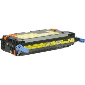 V7 Yellow Toner Cartridge for HP Color LaserJet 3800 - Laser - 6000 Page