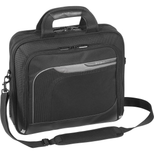 Targus Mobile Elite 15.4&quot; Notebook Case - Top-loading - Nylon - Black