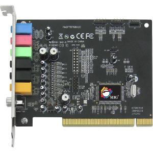 Siig SoundWave 7.1 PCI - CMI8768/PCI-8ch v2.0 - Internal