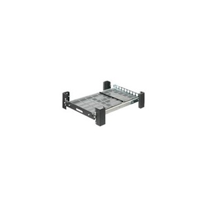 "Innovation 28"" Heavy Duty Sliding Rack Mount Shelf - 235lb"