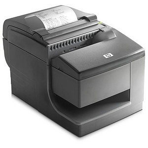 HP Hybrid POS Receipt Printer - Monochrome - 59 lps Mono - 203 dpi - USB
