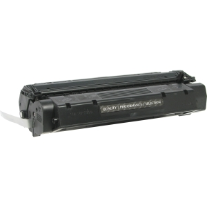 V7 Black Toner Cartridge for HP LaserJet 1000 - Laser