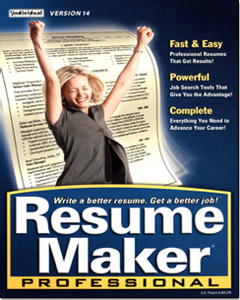 Resume Maker Professional 14
