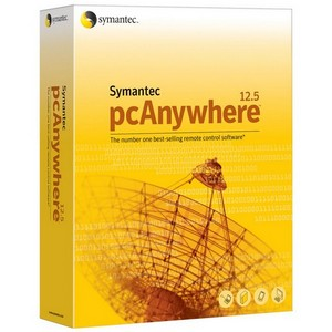Symantec pcAnywhere v.12.5 Host - Complete Product - 1 User - Remote Management - Standard Retail - PC, Intel-based Mac, Mac