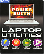 Laptop Utilities: Power Suite