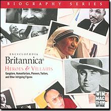 Encyclopedia Britannica: Heroes & Villains