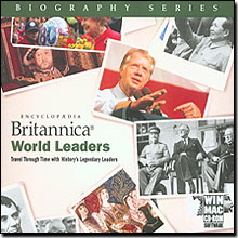 Encyclopedia Britannica: World Leaders