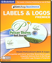 PrintShop Business Premier - Labels and Logos
