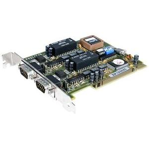 StarTech.com 2 Port PCI RS422 RS485 DB9 Serial Adapter Card - 2 x 9-pin DB-9 Male RS-422/485 Serial