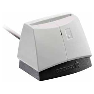 Cherry ST-1044U Desktop Smart Card Reader - Smart Card - USB