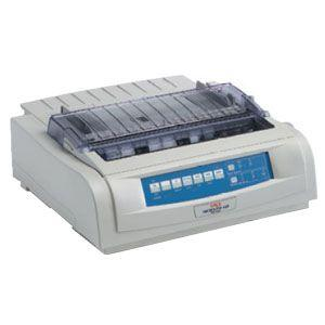 Oki MICROLINE 421N Dot Matrix Printer - 9-pin - 570 cps Mono - 240 x 216 dpi - Parallel, USB