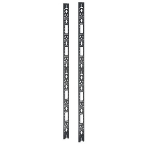 APC NetShelter SX 48U Vertical PDU Mount and Cable Organizer - Black