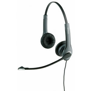 GN Jabra GN 2020 Noise Canceling Headset - Mono - Over-the-head