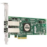 IBM EMULEX LightPulse Fibre Channel Host Bus Adapter - 2 x - PCI Express x4 - 4.24Gbps