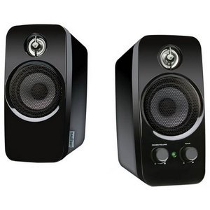 Creative Inspire T10 2.0 Speaker System - 10 W RMS - 80 Hz - 20 kHz