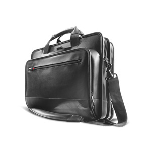 Lenovo ThinkPad Executive Leather Case - Top-loading - Leather - Black