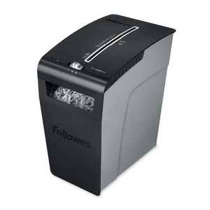 Fellowes Powershred P-58Cs Cross-Cut Shredder - Cross Cut - 9 Per Pass - 5 gal Waste Capacity