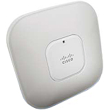Cisco Aironet 1142N Lightweight Access Point - IEEE 802.11n (draft), IEEE 802.11a/b/g 300Mbps - 1 x 10/100/1000Base-T