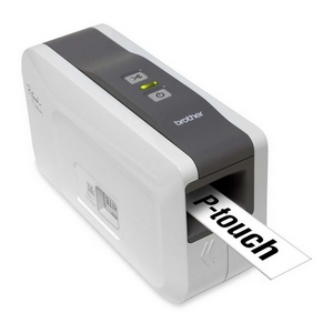 Brother P-touch PT-2430PC Thermal Transfer Printer - Monochrome - Label Print - 0.39 in/s Mono - 180 dpi - USB