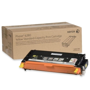Xerox Yellow Toner Cartridge - Yellow - Laser - 2200 Page - 1 Each
