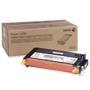 Xerox Yellow Toner Cartridge - Yellow - Laser - 5900 Page - 1 Each - OEM