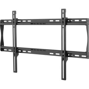 Peerless SmartMount SF650 Universal Flat Wall Mount - Steel - 175 lb - Black