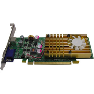 Jaton GeForce 9400 GT Graphics Card - nVIDIA GeForce 9400 GT - 1GB GDDR2 SDRAM 128bit - PCI Express 2.0 x16 - HD-15 - Retail