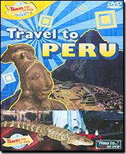 Travel To Peru - DVD