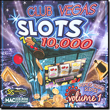 Club Vegas 10,000 Slots Version 1 for Mac