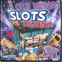 Club Vegas 10,000 Slots Version 1 for Mac