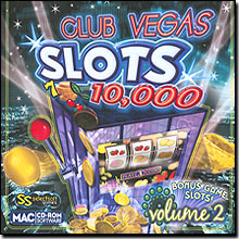 Club Vegas 10,000 Slots Version 2 for Mac