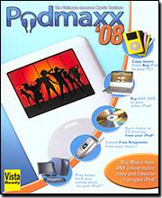 Podmaxx - Unlock your iPod's maximum potential