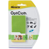 Memorex OptiCloth Cleaning Cloth - MicroFiber