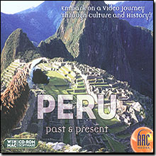 Image of Peru Past & Present for Windows and Mac