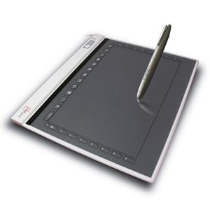 "VisTablet Widescreen Graphics Tablet - 12"" x 10"" - Pen - USB"