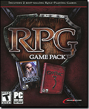 RPG Game Pack (Dungeon Lords + Gothic 3)