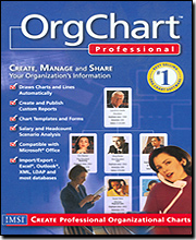 OrgChart Professional 3.0