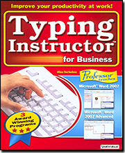 Typing Instructor for Business 2.0